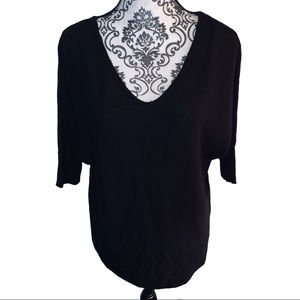 Express NWT Soft Black Top Size Small